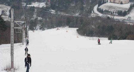 lyžiarske stredisko makovica