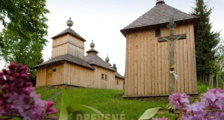 Korejovce drevený chrám
