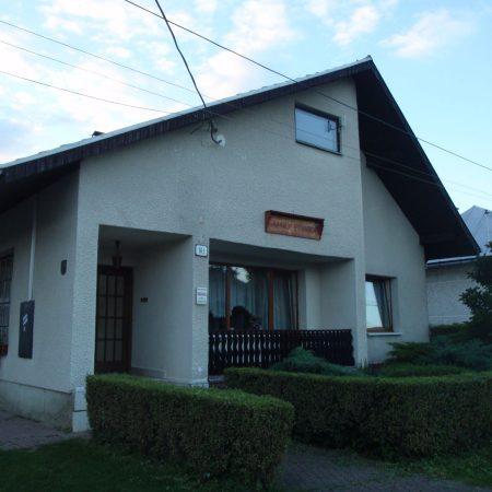 Ladomirová, Family penzion