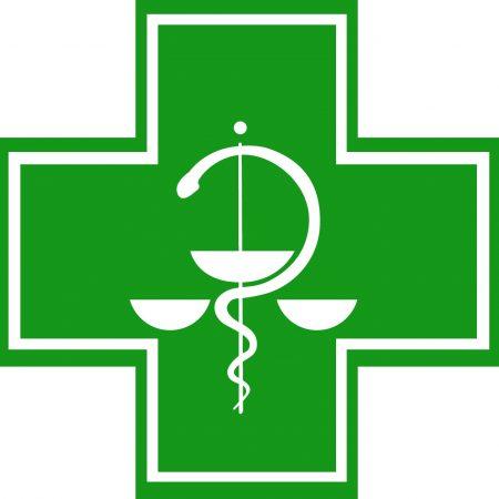 lekáreň znak