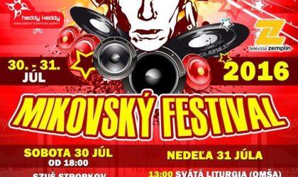 miková festival