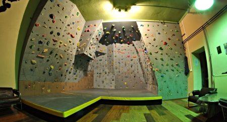 Boulderingová stena KAMIŇ2
