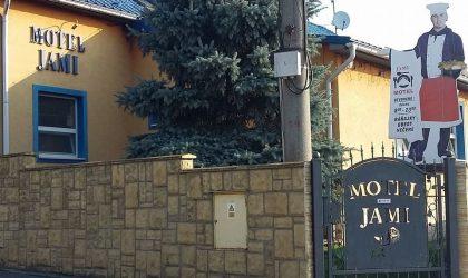 motel jami cover