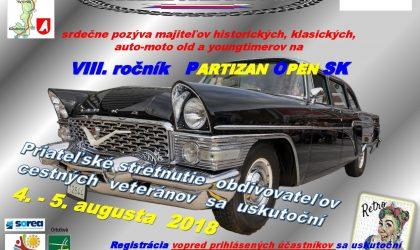 partizan open 2018