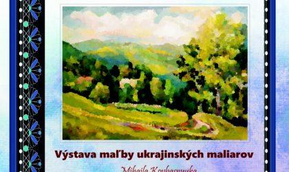 výstava ukrajinských maliarov