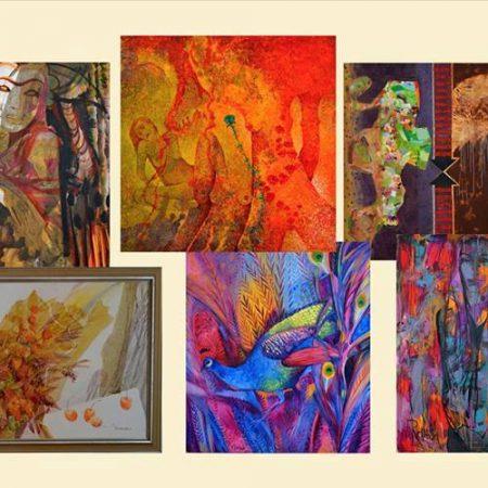 výstava obrazov Andrej Smolák cover