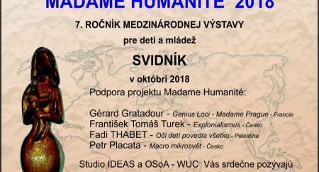 madame humanité 2018