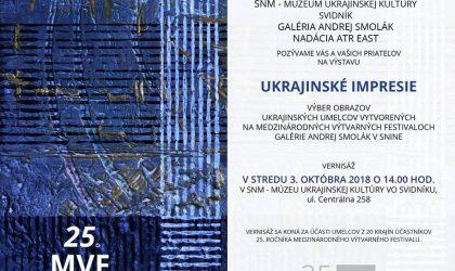 ukrajinské impresie