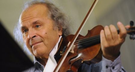 Václav Hudeček, houslista