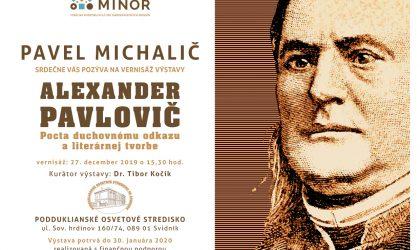 KULT_MINOR_PAVLOVIC_Pozvanka-1_201x148mm_MICHALIC_2019